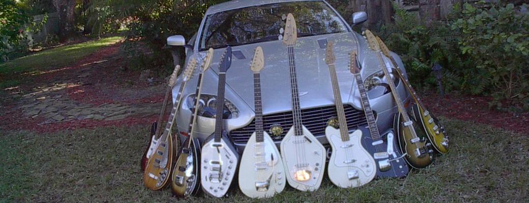 Guitars of the Stones